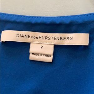 Diane von Furstenberg size 2 knee length dress